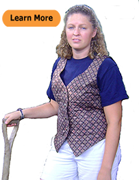 Women Only Cooling Vest